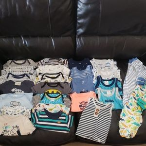 3 month lot of boys clothes